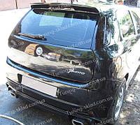 Спойлер Фиат Гранде Пунто (спойлер задней двери Fiat Grande Punto)