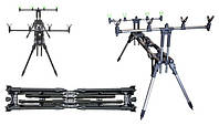 Подставка Fast Carp Rod Pod matt gunsmoke