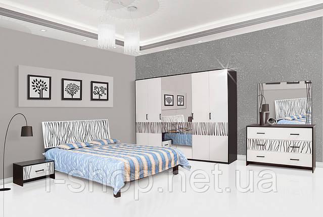 Спальня Бася новая - Спальня 6Д*, фото 2