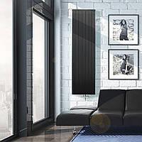 Дизайн-радиатор Nova 1800*420 Black, фото 1