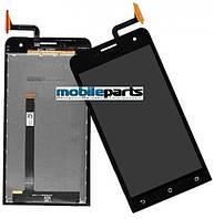 Оригинальный  дисплей (модуль) + сенсор (тачскрин) для Asus Zenfone 5 | A500CG | A501CG (черный)