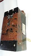 Автоматический выключатель А3722 БУ3 250А