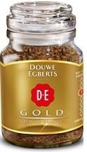 Растворимый кофе Douwe Egberts Gold 95г