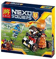 Конструктор Nexo Soldiers Безумная катапульта 79235B
