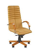 Кресло Galaxy wood chrome (Новый Стиль ТМ)