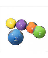 Медбол MEDICINE BALL LS3006F-10