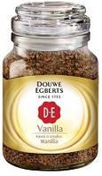 Растворимый ароматизированный кофе Douwe Egberts Vanilla  95г