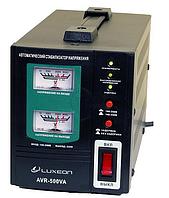 Стабилизатор напряжения Luxeon AVR 500  (черный)