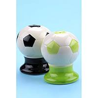 Солонки Футбольные мячи на подставке