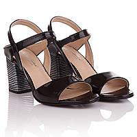 Босоножки женские Kluchini (на удобном интересном каблуке, удобные, практичные, стильные, изысканные)