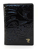 Черная докунтница-унисекс с абстрактным принтом ROG. BOU. art. R7412 black