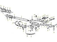 Каталог запчастей#Механизм управления переключением передач двойной Fuller