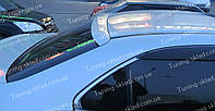 Спойлер на стекло Хонда Аккорд 7 (спойлер заднего стекла Honda Accord 7)