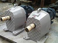 Мотор-редукторы соосно-цилиндрические 1МЦ2С (4МЦ2С) 1МЦ2С-63
