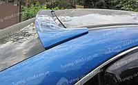 Спойлер на стекло Хонда Аккорд 7 с просветом (спойлер заднего стекла Honda Accord Cl7 спорт)