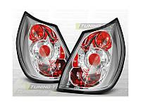 Задние фонари Renault  Scenic \ Рено  Сценик  2003-2006 г.в.