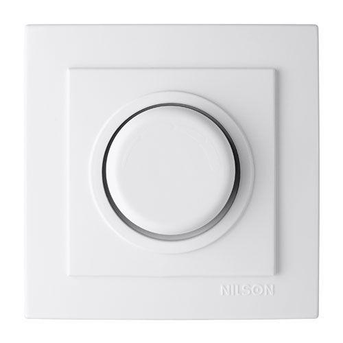 Nilson Touran Светорегулятор Проходной с подсветкой 300W Белый (11)