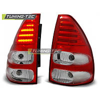 Задние фонари Toyota Land Cruiser 120 \ Тойота  Ленд Крузер 120 2003-2009 г.в.