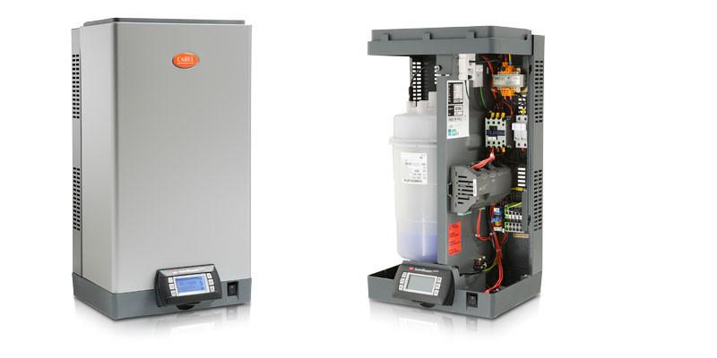 UE025YL001 Увлажнитель humiSteam Basic 25 кг/ч, 400 В 3 фазы, вкл./выкл или пропорционально, неразборный цилин