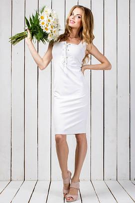 Женское летнее платье №122-366