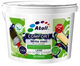 Краска Атолл интерьер Comfort LATEX 4 кг