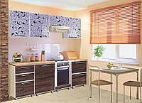 Кухонная система М-1 дуб венге светлый (ТМ Скай)
