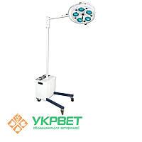 Мобильная операционная лампа KL-05LI с аккумулятором