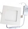 Встраиваемый лэд светильник 3 Вт квадратный 4000К