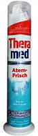 Зубная паста Theramed Atem-frisch 100мл с дозатором