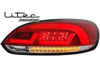 Задние фонари Volkswagen  Scirocco  \ Фольксваген  Сирокко  2008-2013 г.в., фото 1