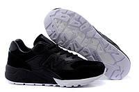 Мужские кроссовки New Balance 580 в черном цвете