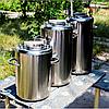 Автоклав Люкс-14 из нержавеющей стали для домашнего консервирования , фото 7