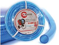 "GE-4057  Шланг для воды 3-х слойный 1/2"", 100м, армированный PVC"