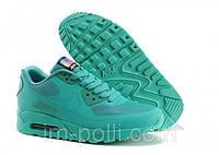 Кроссовки женские Nike Air Max 90 Hyperfuse бирюзовые