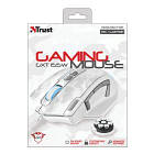 Мышь Trust GXT 155W Gaming Mouse - white camouflage, фото 4