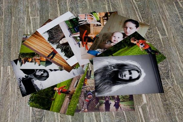 Печать фотографий мгновенно