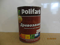 Пропитка по дереву Полифарб 0,7 кг