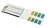 Специальная индикаторная  бумага 3.8-5.4 рН тест 80 полосок, фото 2