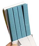 Специальная индикаторная  бумага 3.8-5.4 рН тест 80 полосок, фото 4