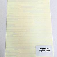 Жалюзи, тканевой ролеты PASTEL, система Besta, Польша