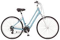 Велосипед Giant Cypress DX W (2013) голубой, 18