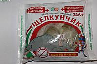 Щелкунчик - тесто Сыр+Арахис от крыс и мышей 250 г оригинал