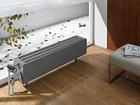 Конвектор на ножках для отопления помещений