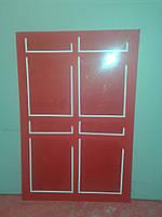 Информационный стенд 90х60 см 8 карманов