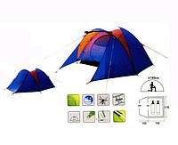 Палатка двухместная Coleman X-3006, фото 1