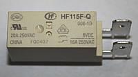 Реле HF115F-Q/006-1D  6VDC,