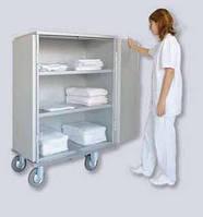Тележки-шкафы для медицинских учреждений