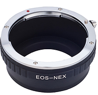 Адаптер перехідник Canon EOS - Sony Nex