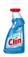 """Средство для чистки стекла и других гладких поверхностей запаска Clin """"Голубой"""" 0,5 л"""
