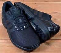 Мужские кроссовки Adidas ZX Flux Torsion темно-синие